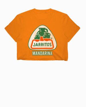 Jarritos Orange Crop T-Shirt