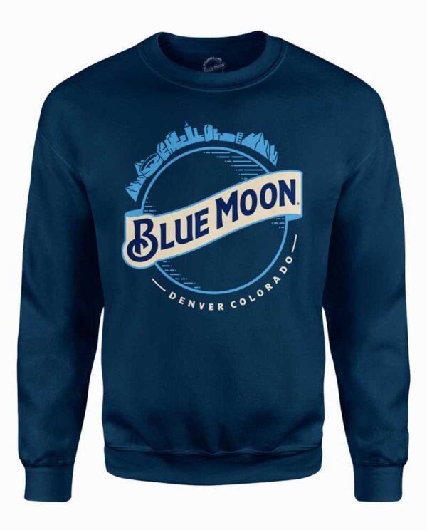 Blue Moon Sweatshirt Main Image